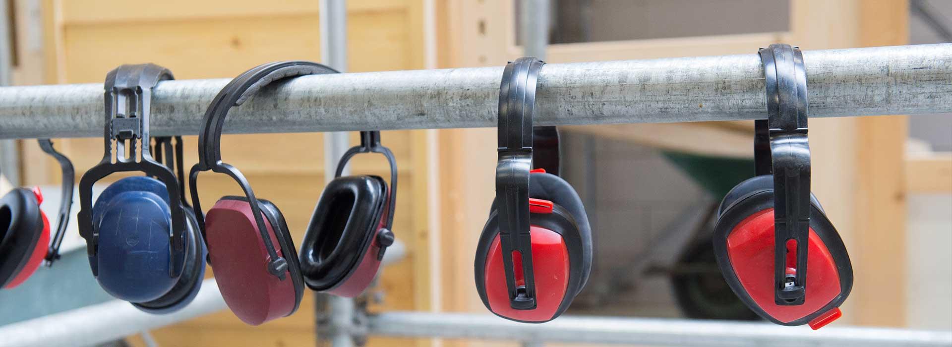 Tinnitus und Lärmschutz